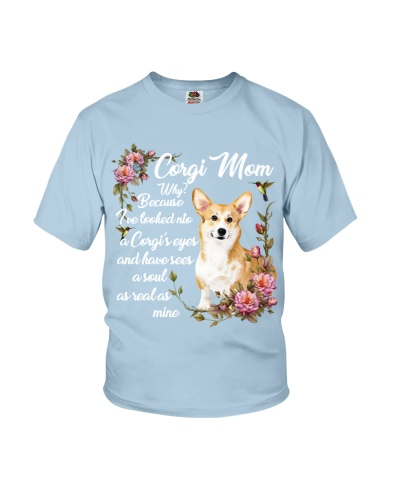 Corgi mom have see a soul as real as mine