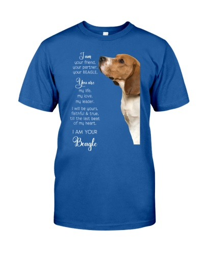 Im Your Friend Your Partner Your Beagle