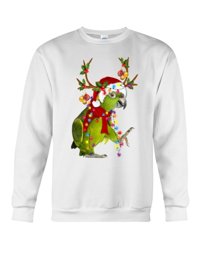 Parrot gorgeous reindeer