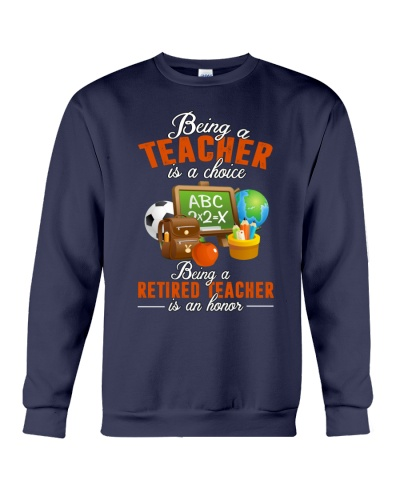 Teacher is an honor shirt