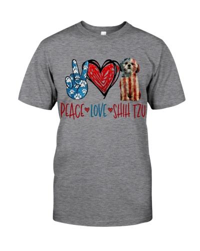 ln shih tzu peace love america