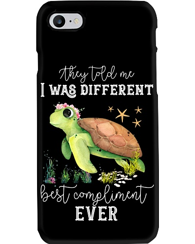 Turtle best compliment ever