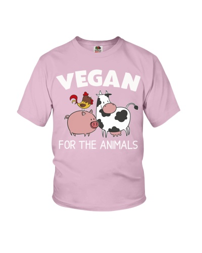 SHN 5 Vegan for the animals