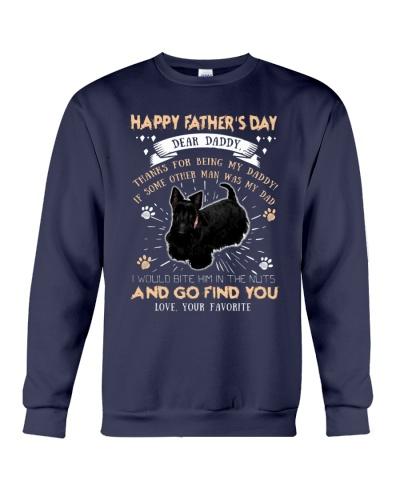 Scottish Terrier Dear Daddy