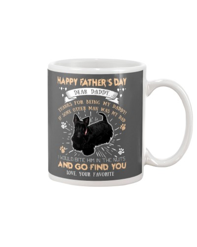 Scottish Terrier Dear Daddy