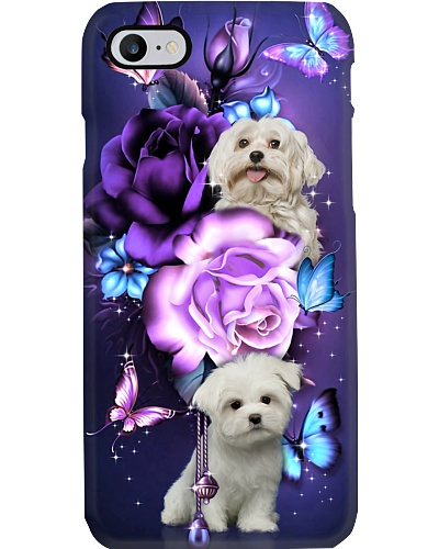 Maltese magical phone case