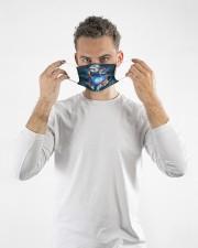 TH 32 Sloth Mandala Colorful Cloth face mask aos-face-mask-lifestyle-08