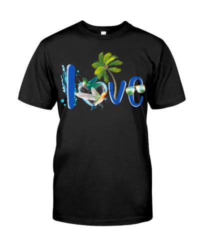 TH 30 Hummingbird Loves Summer