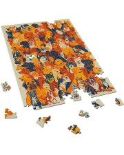 Various dog gift for dog lover 250 Piece Puzzle (vertical) aos-jigsaw-puzzle-250-pieces-vertical-front-06
