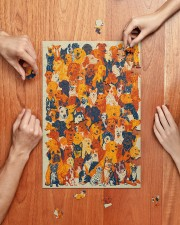 Various dog gift for dog lover 250 Piece Puzzle (vertical) aos-jigsaw-puzzle-250-pieces-vertical-lifestyle-front-06