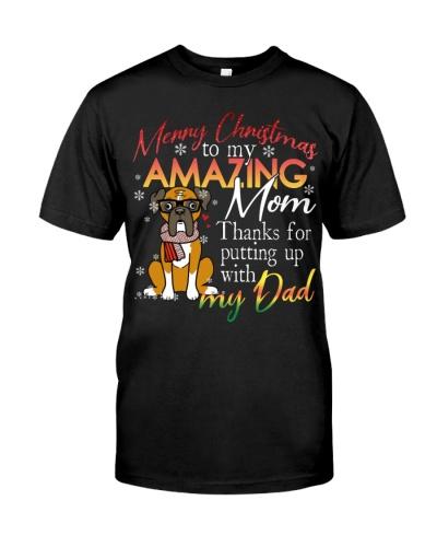 Boxer amazing mom
