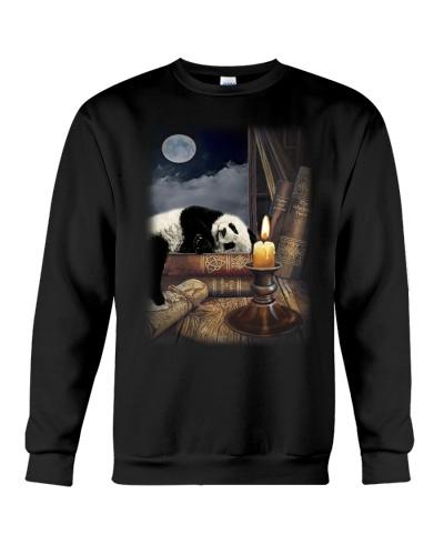 Book And Panda