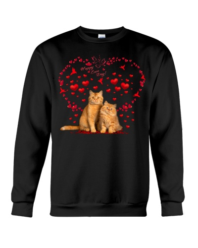 Cats couple love day shirt