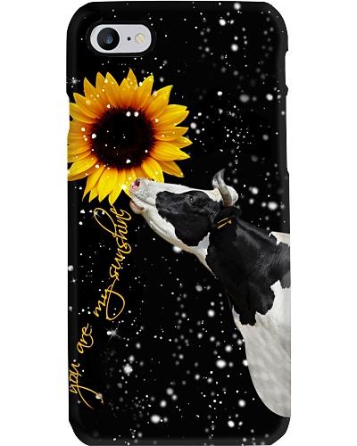 Cow U r my sunshine phone case