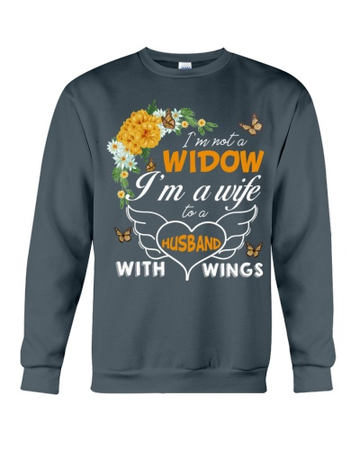 SHN 5 Wife to a husband with wings Husband shirt
