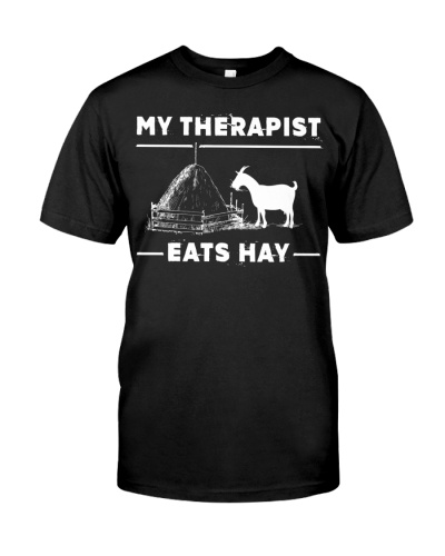SHN 7 My therapist eats hay Goat