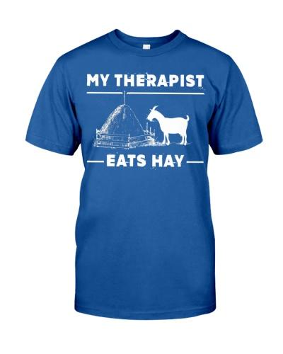 SHN 7 My therapist eats hay Goat