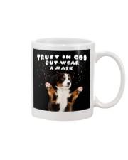 TT Bernes Mountain Trust In God Mug thumbnail