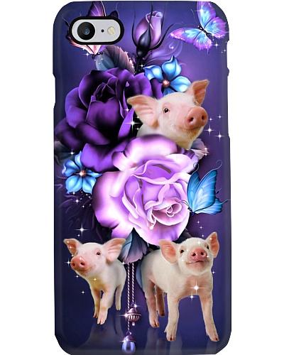 Pig magical phone case