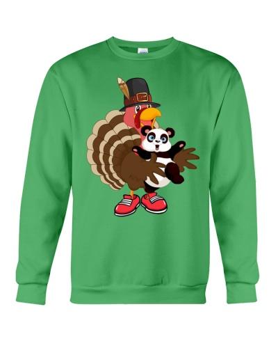 Panda fun turkey