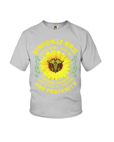 SHN Beautiful ray of freaking sunshine Nurse shirt