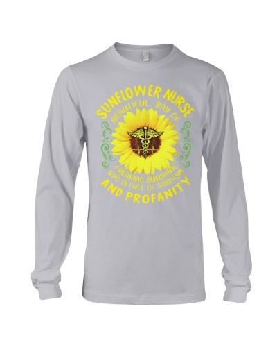 SHN Beautiful ray of freaking sunshine Nurse shirt