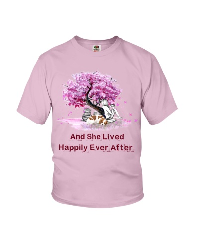 SHN Live happily ever after Cavalier King Charles