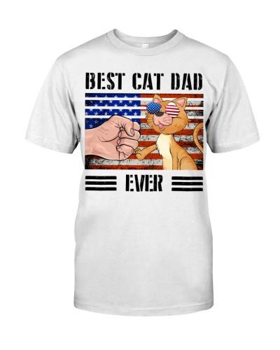 SHN Best cat dad USA ver Cat
