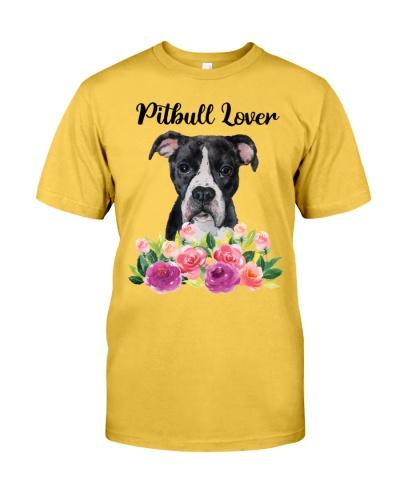 Pitbull lover