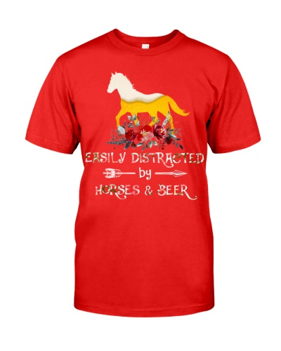 Horses beer