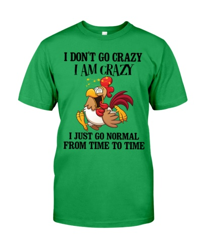 Chicken Crazy Time To Time