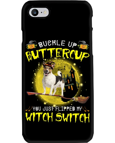 Jack russell terrier witch switch
