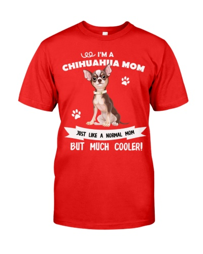 I am a chihuahua mom shirt