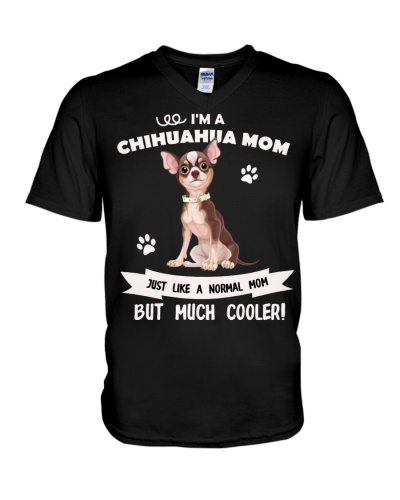 I am a chihuahua mom shirt