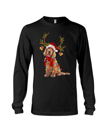 Cocker spaniel reindeer big sale