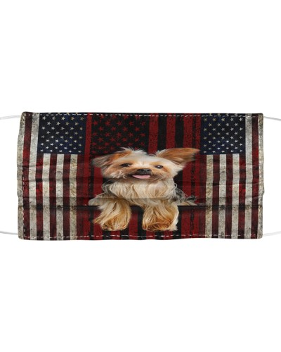 Yorkshire Terrier America Retro
