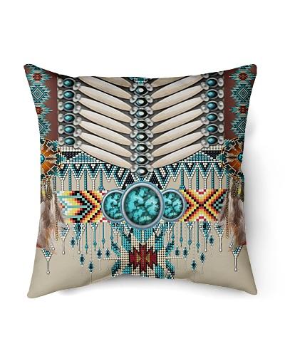 SHN 10 Native American pattern Pillow