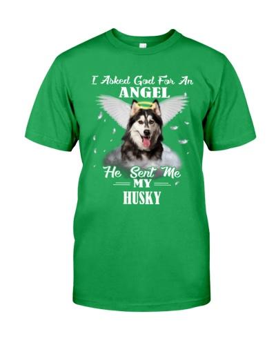 GOd Husky angel