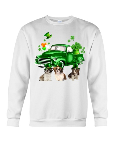 Mr Shihtzu and the lucky car shirt