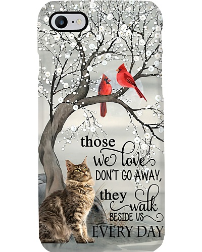 Fn 5 Maine coon every day phone case