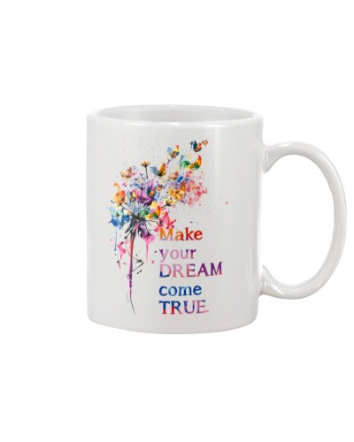 Chicken dream come true mug