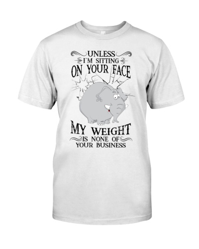 Elephant's Weight