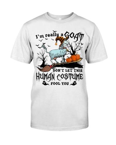 Goat Human Costume