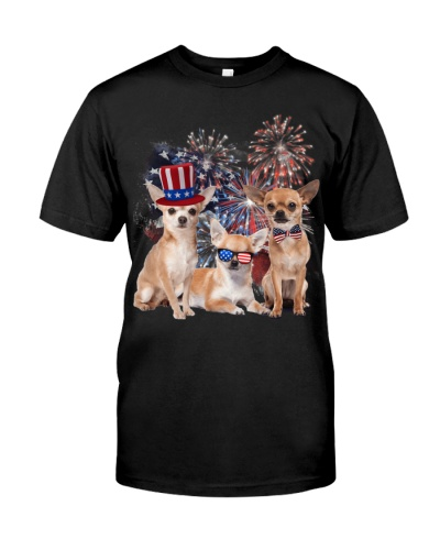 TH 32 Chihuahua In Independence Firework
