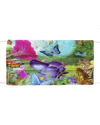 fn butterfly color forest