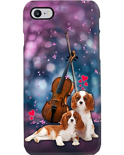 Cavalier king happy my love phone case