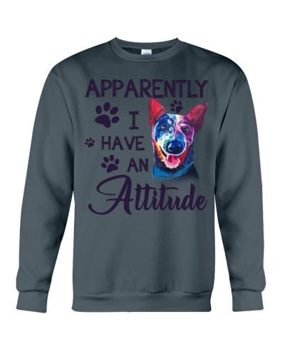 Heeler attitude