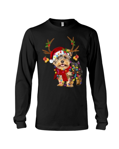 Yorkshire terrier reindeer big sale
