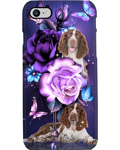 English springer spaniel magical phone case