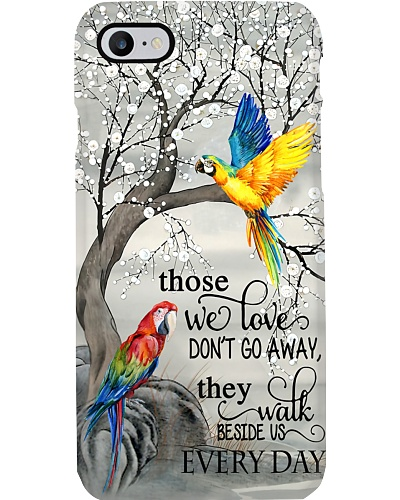 SHN 5 Those we love don't go away Parrot